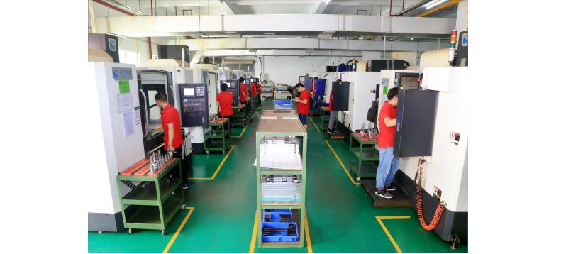 东莞长安手板厂_省内上门组装,还有比这个更省心的精密CNC加工厂吗?!